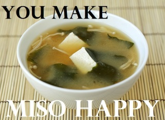 miso happy